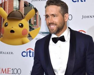 Detective Pikachu : Ryan Reynolds rejoint le casting du live-action de Rob Letterman !