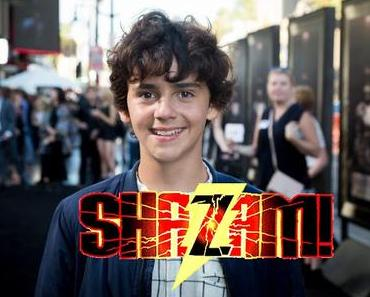 Jack Dylan Grazer rejoint le casting de Shazam signé David F. Sandberg