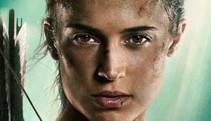 Nouvelle affiche pour reboot Tomb Raider signé Roar Uthaug
