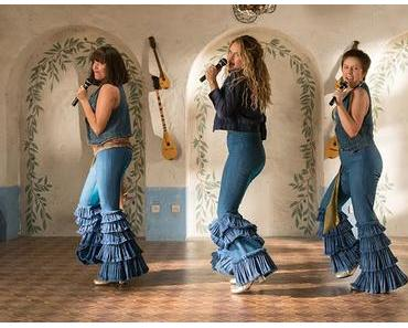 Nouvelle bande annonce VF pour Mamma Mia : Here We Go Gain de Ol Parker