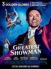 The Greatest Showman (2018) de Michael Gracey