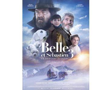Jeu concours Belle et Sébastien 3