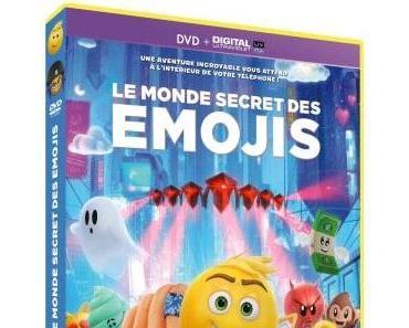 [CONCOURS] DVD Le monde secret des emojis