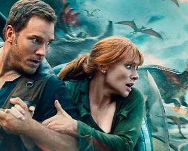 Nouvelles affiches US pour Jurassic World : Fallen Kingdom de Juan Antonio Bayona