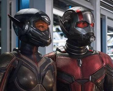 Nouvelles images pour Ant-man et la Guêpe de Peyton Reed