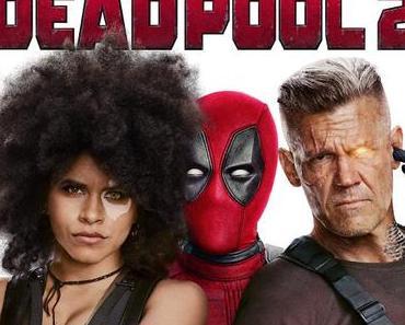 Bande annonce VF finale pour Deadpool 2 de David Leitch