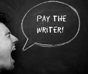 Ce que les manuels d'écriture ne vous disent pas: la rémunération d'un(e) scénariste est souvent virtuelle