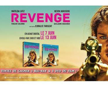 [CONCOURS] : Gagnez votre DVD/Blu-ray™ du film Revenge !