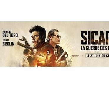 [CONCOURS] : Gagnez vos places pour aller voir Sicario La Guerre des Cartels !