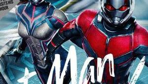 Ant-Man Wasp: plein posters