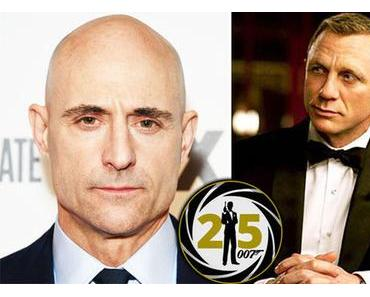 Bond 25 : Mark Strong au casting du film de Danny Boyle ?
