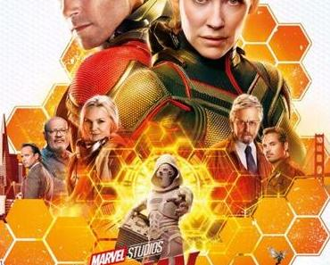 Ant-Man et la Guêpe de Peyton Reed