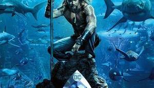 Premières affiches pour Aquaman James