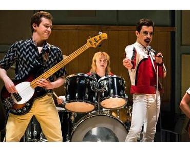 Nouvelle image pour Bohemian Rhapsody de Bryan Singer et Dexter Fletcher