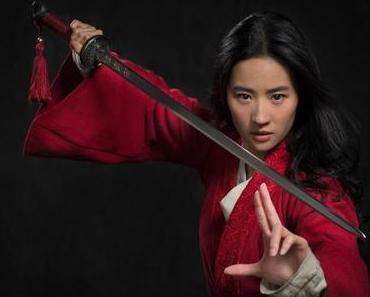 Mulan : Live : Première photo