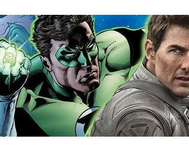 Tom Cruise en vedette de Green Lantern Corps ?
