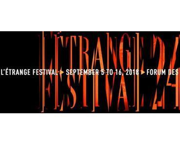Gaspar Noé, Lars von Trier, Benoît Delépine… voici le programme de la 24ème édition de l'Étrange Festival !