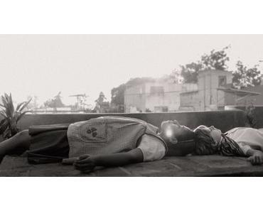 Première affiche teaser US pour Roma signé Alfonso Cuarón