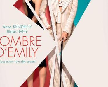 L'Ombre d'Emily : Trailer et poster !