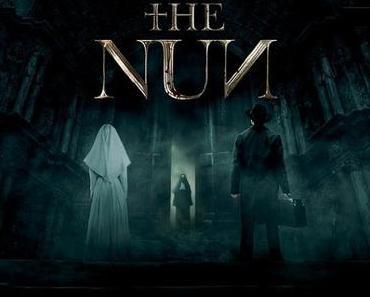 Affiche IMAX pour La Nonne de Corin Hardy