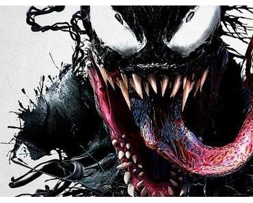 Affiche IMAX pour Venom de Ruben Fleischer