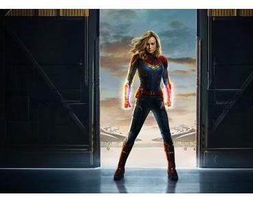 Affiche VF pour Captain Marvel de Anna Boden et Ryan Fleck