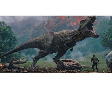 [CONCOURS] : Gagnez votre Blu-ray™ du film Jurassic World : Fallen Kingdom !