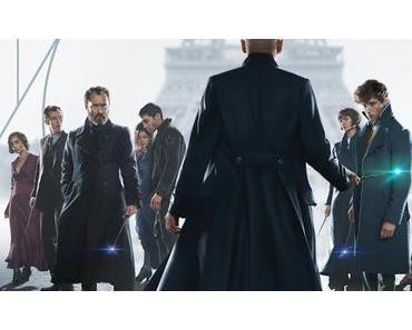 Nouvelle affiche US pour Les Animaux Fantastiques : Les Crimes de Grindelwald de David Yates