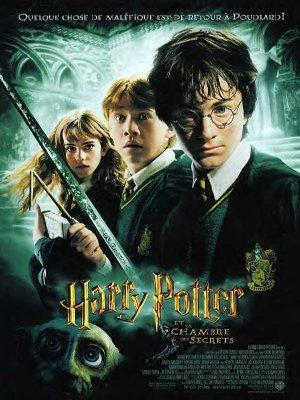 Harry Potter Chambre Secrets (2002) Chris Columbus