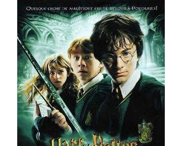 Harry Potter et la Chambre des Secrets (2002) de Chris Columbus