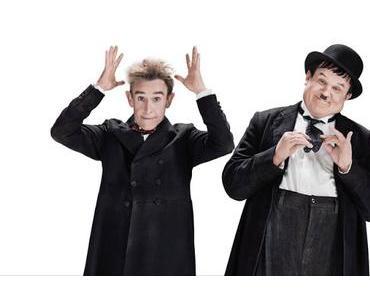 Nouvelle affiche UK pour le biopic Stan & Ollie de John S. Baird