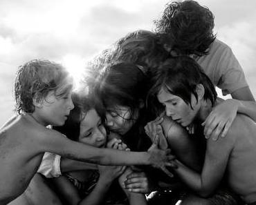 Nouvelle affiche teaser US pour Roma signé Alfonso Cuarón
