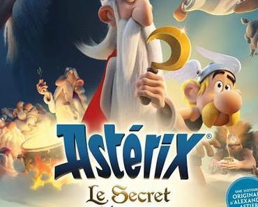 Astérix : le secret de la potion magique : Nouveau poster !