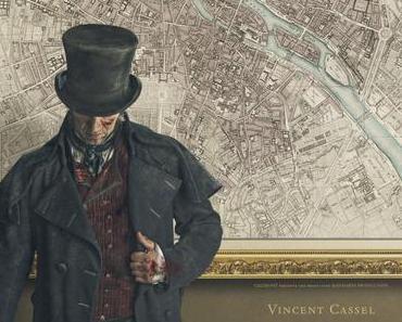 Bande-annonce de L'Empereur de Paris de Jean-François Richet avec Vincent Cassel (Actus)