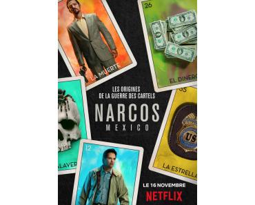 NARCOS MEXICO (Critique Saison 4) Un sujet toujours aussi fascinant…