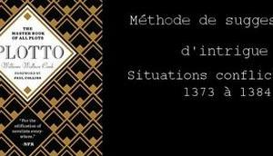 Plotto méthode suggestions d'intrigue
