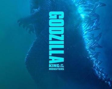 Godzilla II - Roi des Monstres : nouveau trailer et poster !