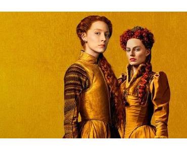 Nouveau trailer pour Mary Queen of Scots de Josie Rourke