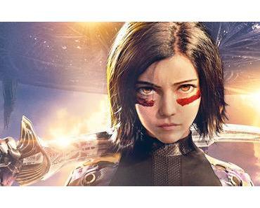Nouvelle affiche VF pour Alita : Battle Angel de Robert Rodriguez