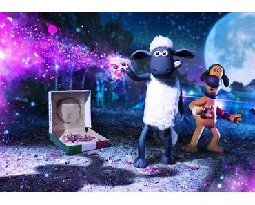 Bande annonce teaser VF pour Shaun le Mouton Le Film : La Ferme Contre-Attaque !