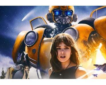 Nouvelle affiche US pour Bumblebee de Travis Knight