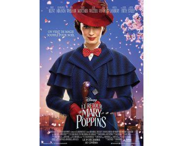 LE RETOUR DE MARY POPPINS (Critique)