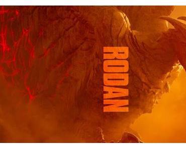 Nouvelles affiches US pour Godzilla 2 : Roi des Monstres de Michael Dougherty