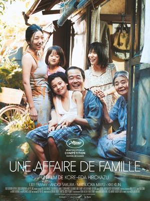 Affaire Famille (2018) Hirokazu Kore-Eda