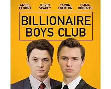 Billionnaire Boys Club (2019) de James Cox