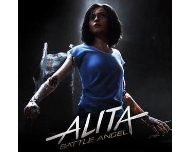 Alita : Battle Angel (2019) de Robert Rodriguez