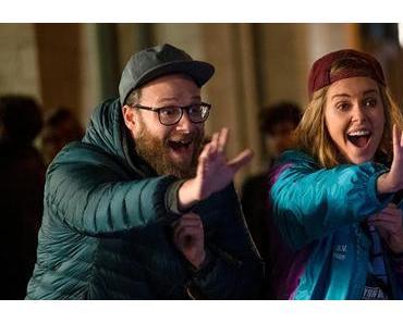 Premier trailer pour la comédie Long Shot de Jonathan Levine
