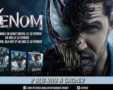[CONCOURS] : Gagnez votre Blu-ray™ du film Venom !