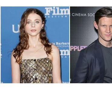 Matt Smith et Thomasin McKenzie au casting de Last Night in Soho signé Edgar Wright ?