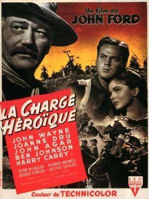 Charge Héroïque (1949) John Ford